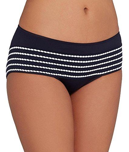 """Damen Bikini-Short """"Croisette Nac"""" Schwarz"""