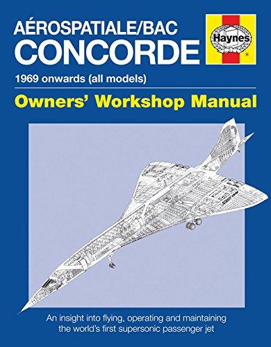 Concorde Owners' Workshop Manual