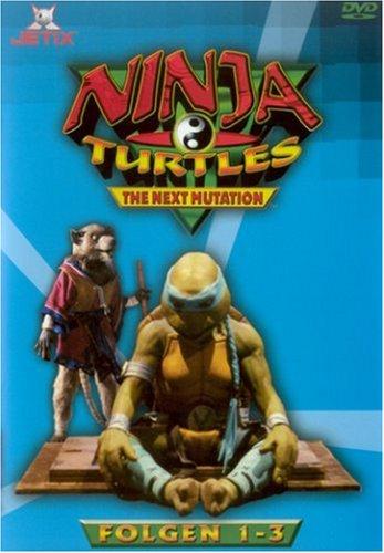 Ninja Turtles 1 - Folgen 1-3