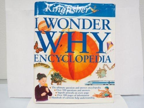 Kingfisher I Wonder Why Encyclopedia
