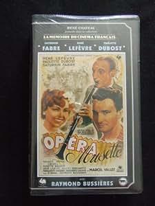 Opéra musette [VHS]