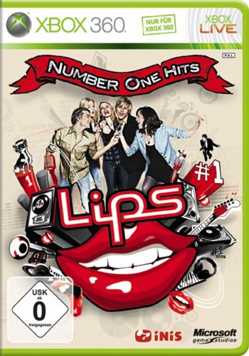 Lips: Number One Hits (ohne  Mikrofone)