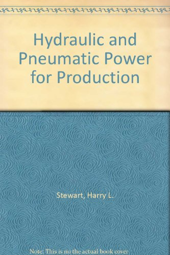 Hydraulic and Pneumatic Power for Production