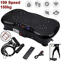 shoze Fitness Plate Vibration Plate Crazy Body Shaker Massage Fitness Bluetooth Oscillating Power