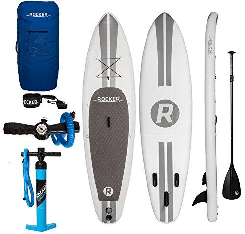 iRocker Paddle Board im Test und Erfahrungsbericht