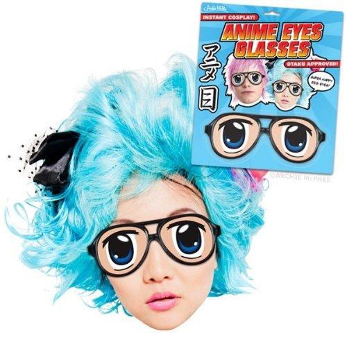 Spaß-Brille ANIME EYES (Anime Brille)