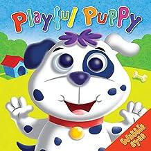 Playful Puppy (Wobbly Eyes)