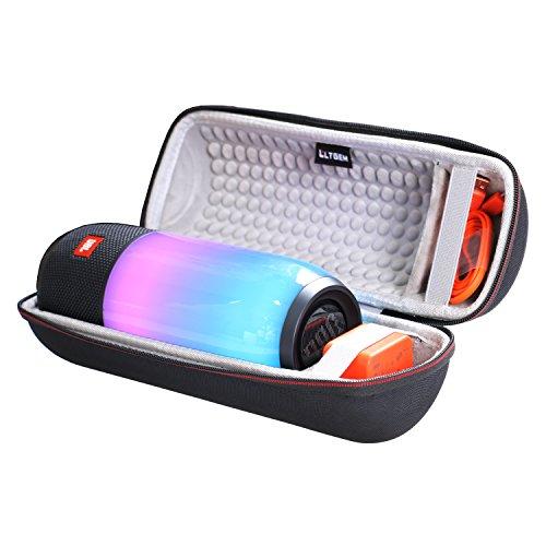 LTGEM Case für JBL Pulse 3 Portable Bluetooth Speaker EVA Hart Hülle Reise Tragen Tasche