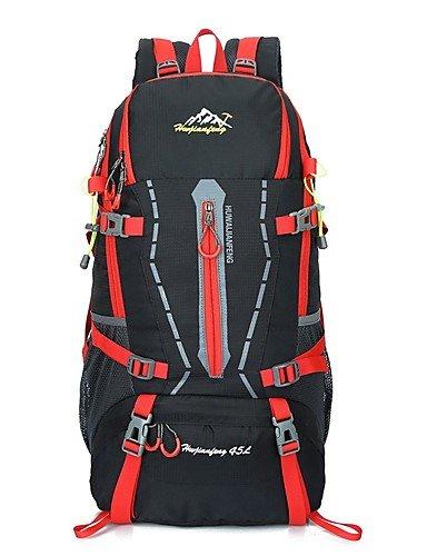 ZQ 45 L Rucksack Legere Sport / Reisen / Laufen Draußen / Leistung Wasserdicht / Multifunktions andere Nylon N/A Blue
