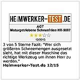 AGT Motor SB-848.b Schneefräse - 4