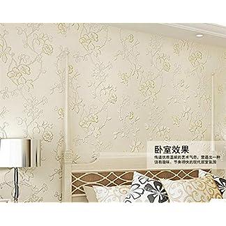 ACCEY 3 d papel de pared en relieve contratado rural dulce romántica matrimonio habitación 3 d sala de estar dormitorio papel tapiz para paredes 3 d