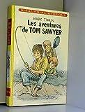 Les aventures de Tom Sawyer, trad. P.F Caillé, ill, chica - Hachette Idéal Bibliothèque - 01/01/1983