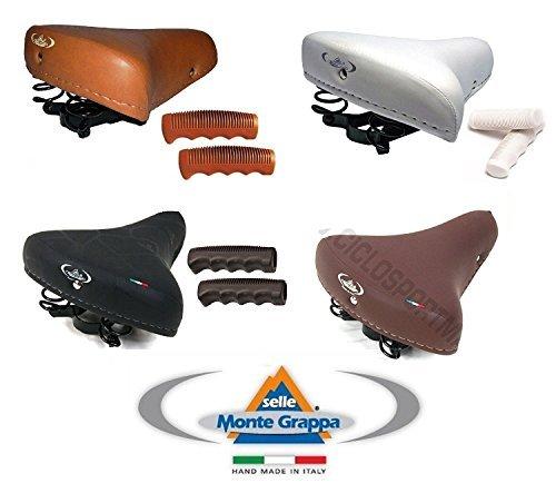 sillin-montegrappa-con-muelles-manillar-blanco-marron-nero-ideal-bicicleta-graziella-r-bici-de-paseo