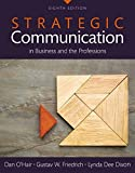 Strategic Communication in Business and the Professions, Books a la Carte (8th Edition) by Dan O'Hair (2015-10-02)