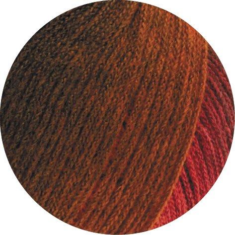 Lana Grossa CASHMERE 16 FINE Uni/Degrade Fb.105 - Feinste Schurwolle Merino Extrafine mit Kaschmir 80 % Schurwolle, 10 % Polyamid, 10 % Kaschmir Lauflänge: ca. 320 m / 50 g Nadelstärke: 4 - 5 (10% Cashmere Wolle)