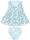 kandyfloss Baby Girls' A-Line Frock and ...