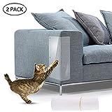 Foonee Couch Guard Möbelschutz für Katzenmöbel, Katzenkratzschutz für Sofa, Couch, Stuhl Oder Andere Gepolsterte Möbel - 2 Stck