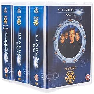 Stargate SG-1 - Complete Season 1-10 plus The Ark of Truth/ Continuum [DVD]- 212 episodes (B0099JPRBK) | Amazon price tracker / tracking, Amazon price history charts, Amazon price watches, Amazon price drop alerts