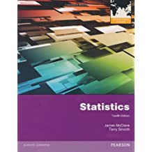 Statistics by James T. McClave (2012-01-02)