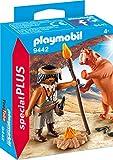 Playmobil Playmobil-9442 Special Plus Neandertal con Tigre Dientes de...