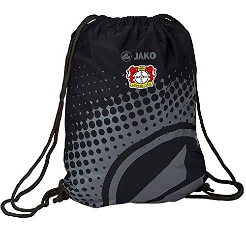 Bayer 04 Leverkusen Gymsack Promo schwarz