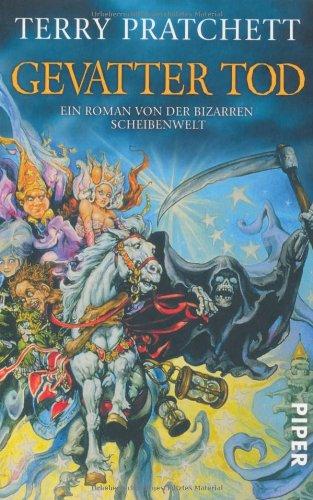 Buchseite und Rezensionen zu 'Gevatter Tod: Ein Roman von der bizarren Scheibenwelt' von Terry Pratchett