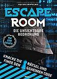Escape Room: Die unsichtbare Bedrohung - Knacke die Rätsel und finde den geheimen Code