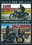 Classic Motorcycles/Harley-Davidson [Edizione: Regno Unito]