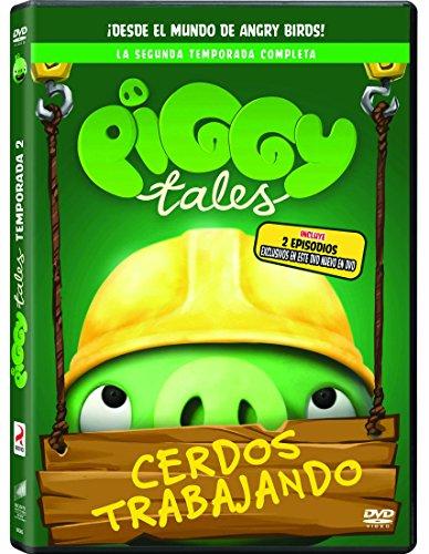 ANGRY BIRDS - PIGGY TALES: TEMPORADA 2 (Spanien Import, siehe Details für Sprachen) -
