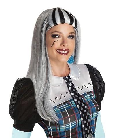 Frankie Stein Perruque - Rubie's officielle Monster High Frankie Stein perruque