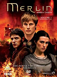 Merlin - Series 3 - Volume 2 BBC [DVD]