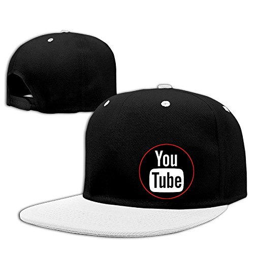 trithaer-custom-adult-youtube-adjustable-hip-hop-hat-cap