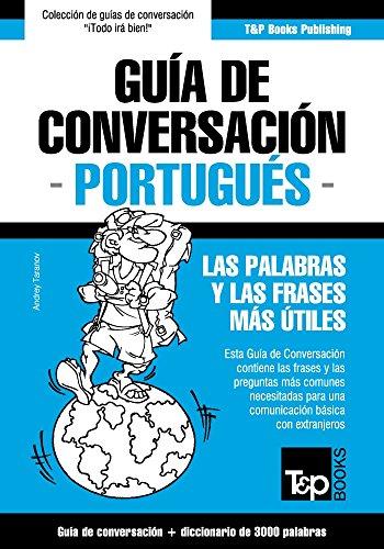 Guía de Conversación Español-Portugués y vocabulario temático de ...