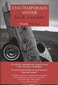 Una temporada salvaje par Joe R. Lansdale