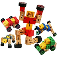 Toys of Wood Oxford trasformers de