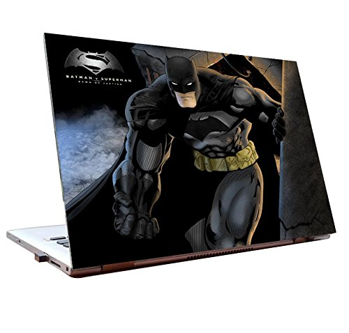 Tamatina Laptop skins 17.5 inch - Batman vs Superman - Dawn Of Justice - HD Quality - Dell-Lenovo-HP-Acer  available at amazon for Rs.168