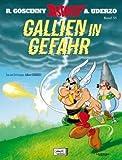 Asterix und Obelix Comic Album # 33 - Gallien in Gefahr von Albert Uderzo