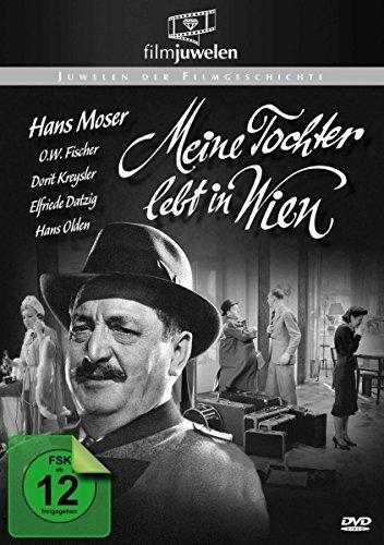 Meine Tochter lebt in Wien - mit Hans Moser (Filmjuwelen)