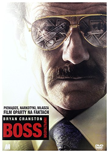 The Infiltrator [DVD] [Region 2] (IMPORT) (Keine deutsche Version)