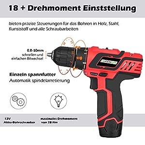 Akkuschrauber Zubehör 1.2mm