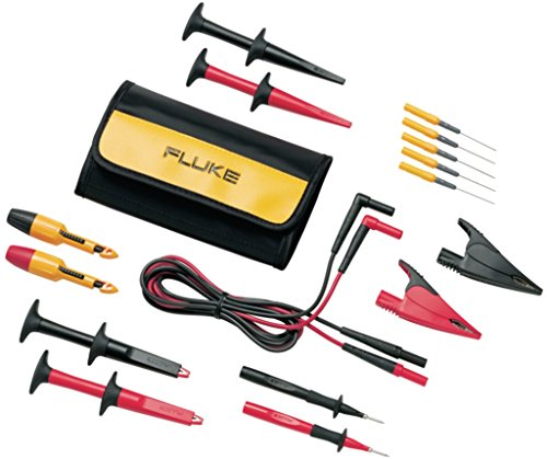 Fluke Industrie tlk-282-1 tlk282 Deluxe Automotive Test Lead Kit