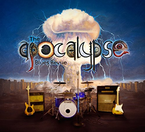 The Apocalypse Blues Revue (180 Gr.Lp+Mp3) [Vinyl LP] (Black-metal-vinyl-schallplatten)