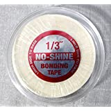 """No Shine 1/3"""" x 6 Yards Tape WITH CASE INCLUDED - Walker Bonding Clear Double Sided"""
