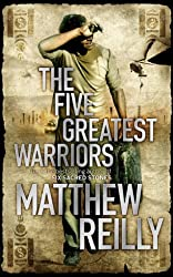 The Five Greatest Warriors (Jack West Novels Book 3)