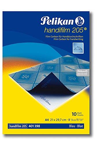 Handifilm A4 blau 10 Blatt