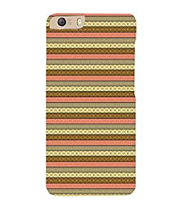 EPICCASE ethnic pattern Mobile Back Case Cover For Micromax Canvas Knight 2 E471 (Designer Case)