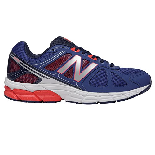 New Balance 670v1, Chaussures de Sport Homme Blue/Red - 7.5 UK