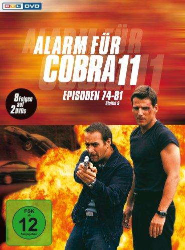 Alarm für Cobra 11 - Staffel 9 (2 DVDs)