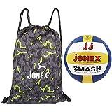 bd354a5bf6 Jonex Smash Volleyball and String Bag Combo  Hipkoo