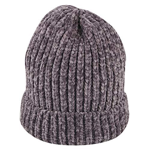 FOANA Klassische Slouch Beanie Mütze, leicht und weich, Longbeanie, Unisex